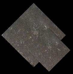 Black Basalt Cobble Stone หินธรรมชาติ บะซอลล์ สีเทาดำ