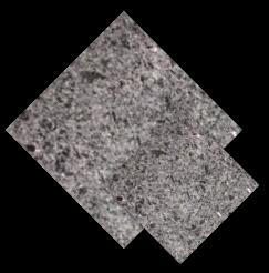 Grey Granite Cobble Stone หินธรรมชาติ แกรนิต สีเทา