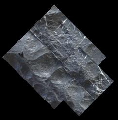 หินดำ หน้ากระแทก BL-01